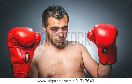 Knockout - Funny Boxer