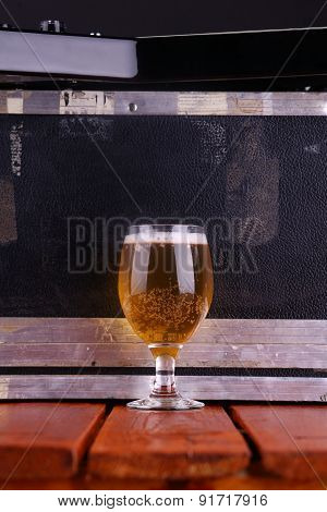 Beer On Stage