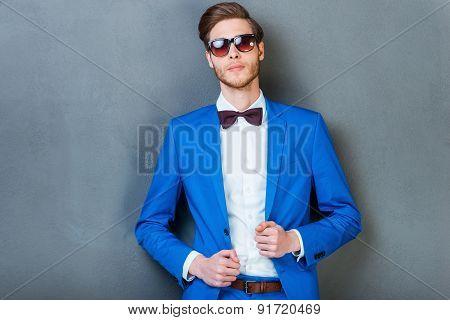Confident Fashion Style.