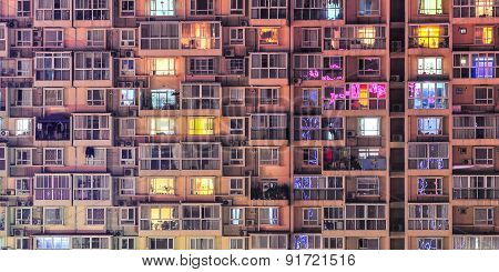 Condominium pattern