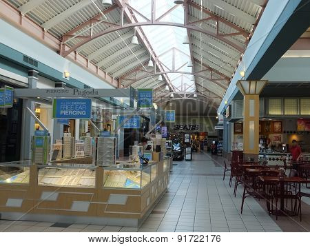 Steeplegate Mall in Concord, New Hampshire