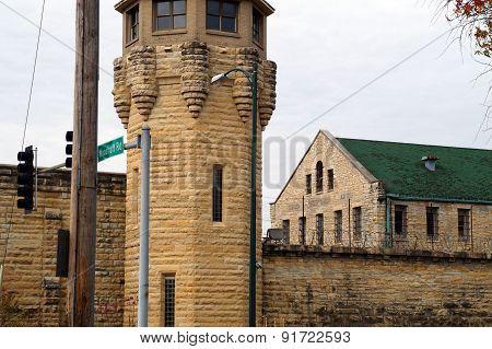 Joliet Prison Hospital
