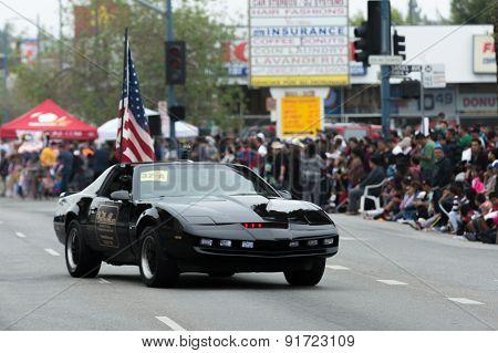 Knight Rider Kitt Car Replica