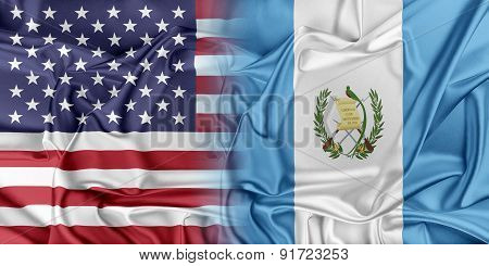 USA and Guatemala