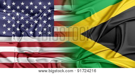 USA and Jamaica