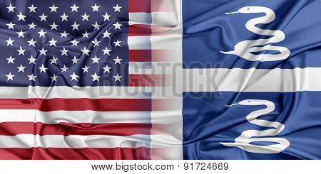 USA and Martinique