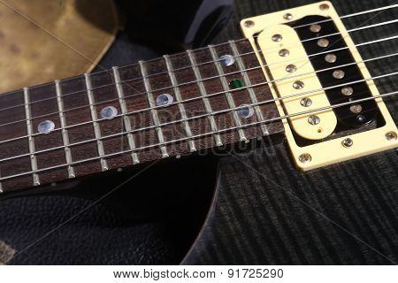 Music Equipment Closeup