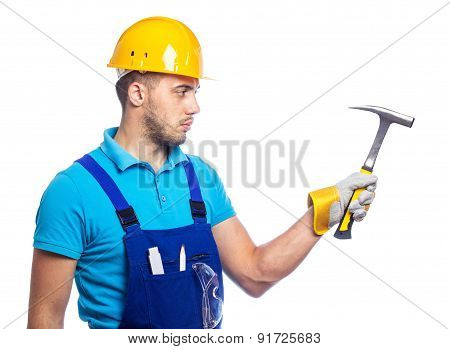 Builder - Construction Worker