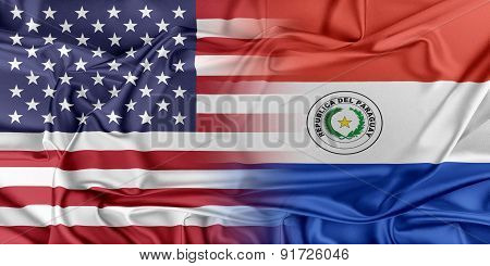 USA and Paraguay