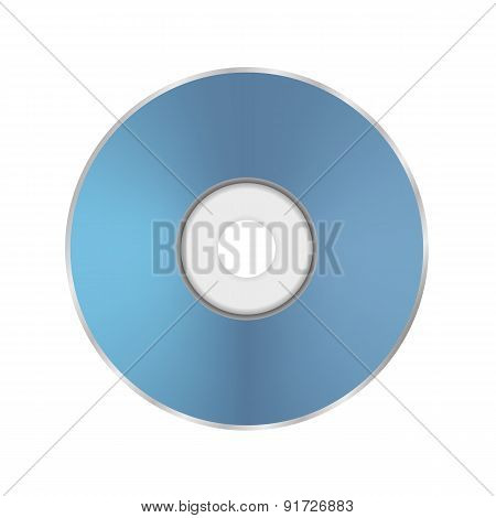 Blue Compact Disc