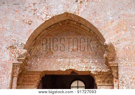 Castel del Monte of Andria. Puglia. italy.