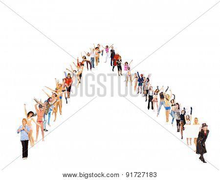 People Diversity Win Idea