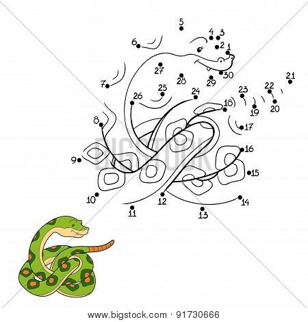 Numbers Game (snake)