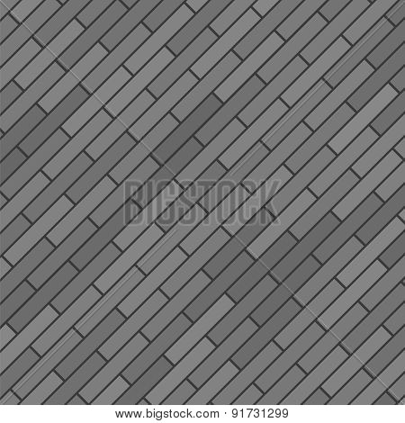 Grey Brick Background