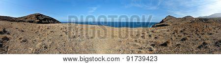 Dry Island View