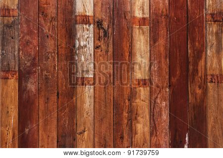 Panel Wood Texture Background