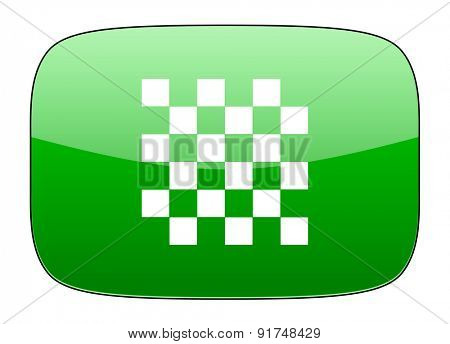 chess green icon
