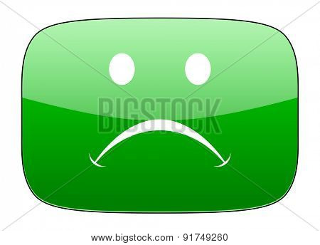 cry green icon