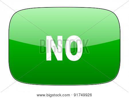no green icon