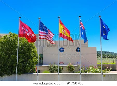 Madrid Deep Space Communications Complex Nasa