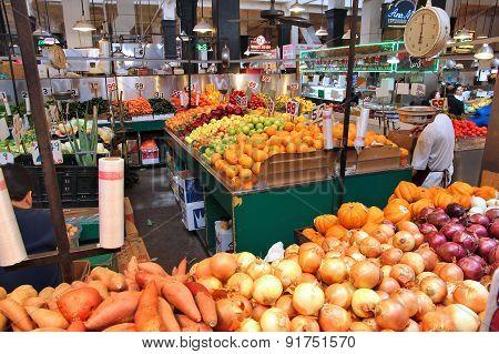 Los Angeles Marketplace