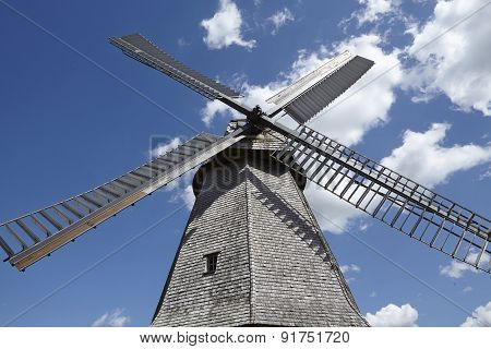 Windmill Petershagen (germany)