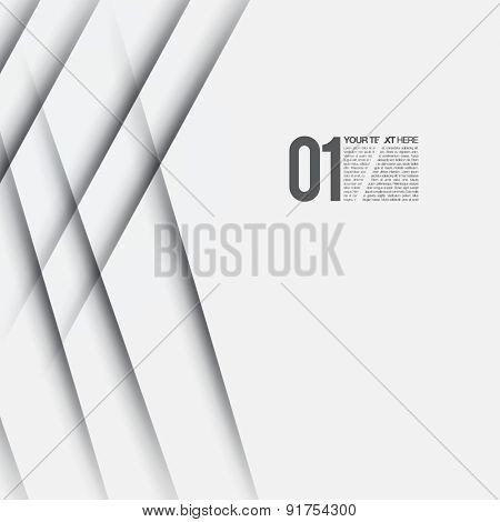 Abstract Business Background | EPS10 Design