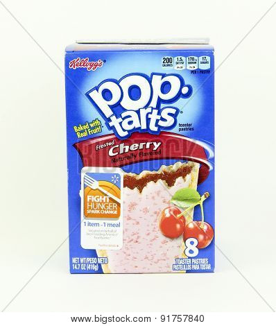 Box Of Cherry Poptarts