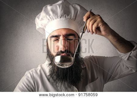 A great cook