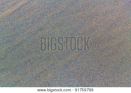 Beach Sand Background.