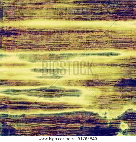 Grunge texture, may be used as background. With different color patterns: yellow (beige); brown; blue; purple (violet)