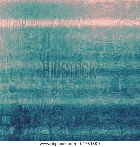 Background with grunge stains. With different color patterns: gray; blue; cyan; pink