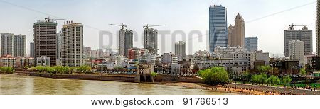 South bank of the Yellow River