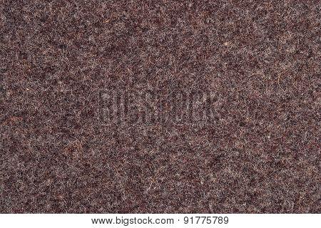 Brown Felt Texture
