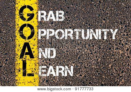 Business Acronym Goal