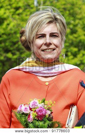 Princess Laurentien Brinkhorst