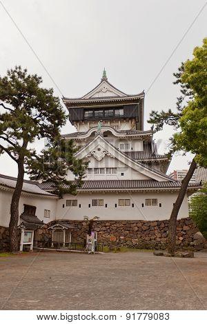 Kokura Castle In Kitakyushu, Japan