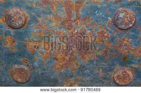 Old Grunge Metal Texture