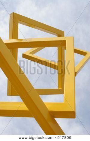 Frames In The Sky