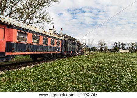 Train Wagon