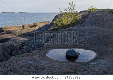 Baltic Sea Scenery