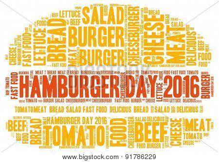Hamburger Day 2016 - Word Cloud