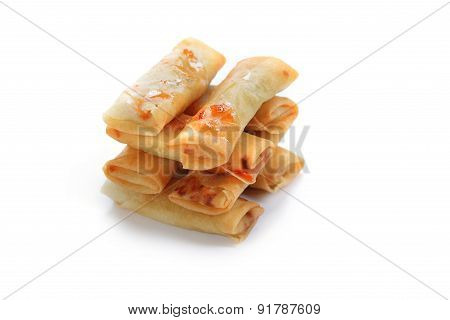 Pancakes With  Stuffing