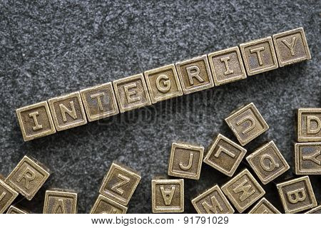 Integrity Blocks