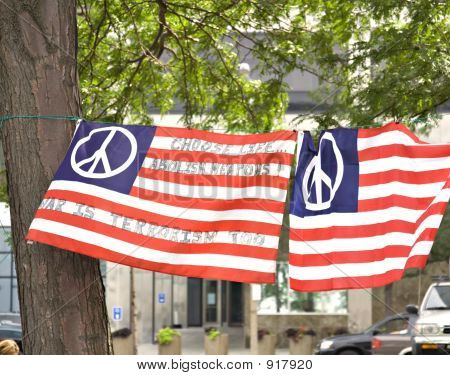 Peace Flags