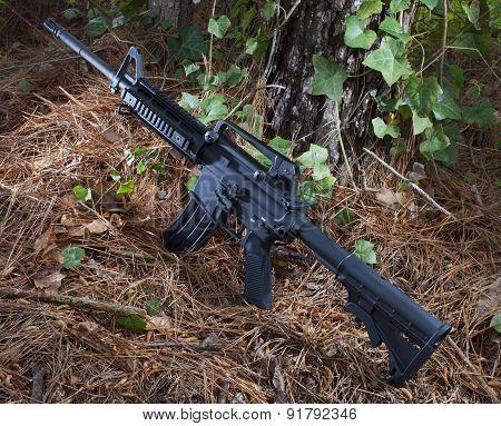 Assault Rifle Ready