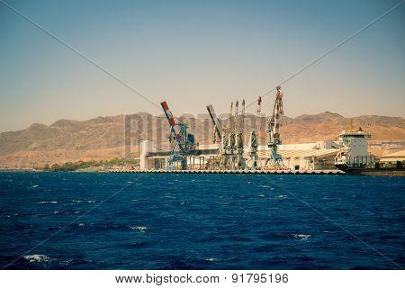 Port of Eilat, Israel