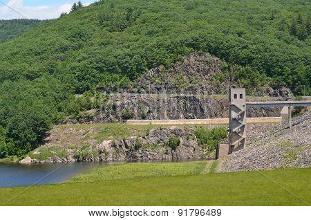 Dam in Vermont