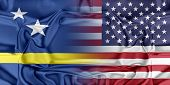 picture of curacao  - Relations between two countries - JPG