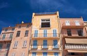 picture of tenement  - Tenement houses in the port of Saint - JPG